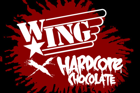 W★ING×ハードコアチョコレート開戦!